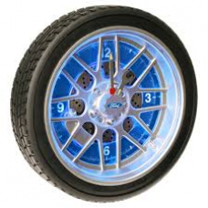 Ford LED Tyre Clock