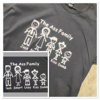 The Ass Family Tee