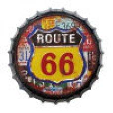 Route 66 Bottle Top