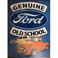 Genuine Ford Old School