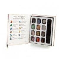 Crystal Healing Wellness Kit