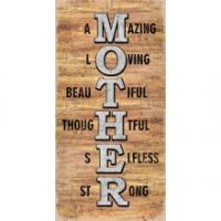 Mother Wall Hanging