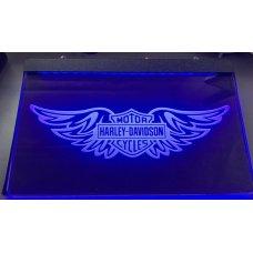 Harley Davidson Wings LED - 2 sizes