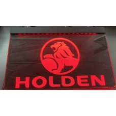 Holden LED - Neon Red