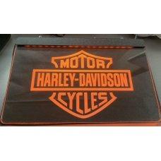Harley Davidson Logo Led