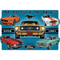 Mustang Since 1964