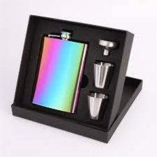 Rainbow Flask Set