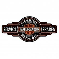 Harley Davidson Wall Plaque