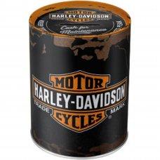 Harley Davidson Genuine Money Box