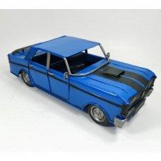 Blue Ford GT Model