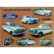 Ford Zephyr MKII