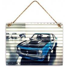 Holden Torana Corrugated Sign