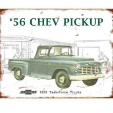 56 Chevy Pick Up truck