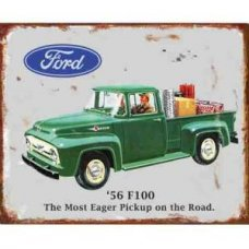 56 Ford F100 Truck
