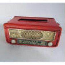 Radio Tissue Cover