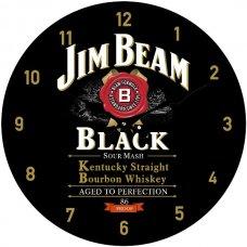 Jim Beam Clock 17CM