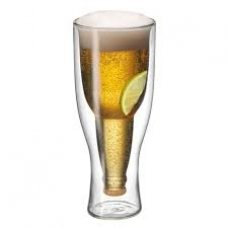 Double Wall Beer Glass by Avanti