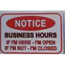 Business Hours - small