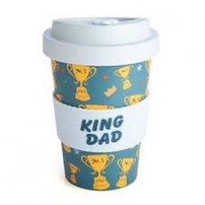 KIng Dad Travel Mug