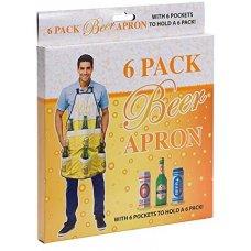 Beer Apron 6 Pack
