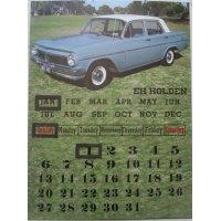 Calendar EH Holden
