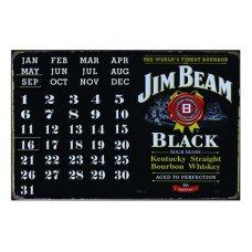 Jim Beam Perpetual Calendar