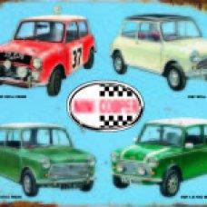 Mini Cooper 4 car