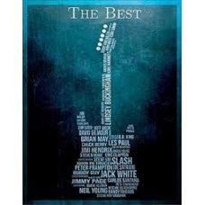 The Best Guitarist Tin Sign
