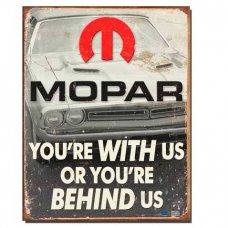Mopar You're with Us
