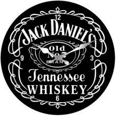 Jack Daniels 30cm Clock