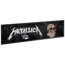 Metallica One Bar Mat