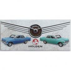 Holden Garage Wall Plaque