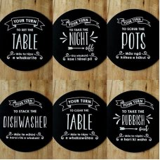 Chores Placemats by Moana Road