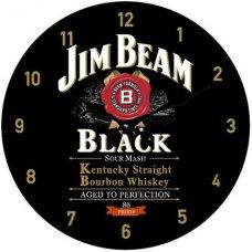 Jim Beam 30cm Clock
