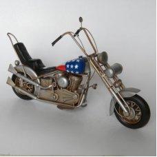 Stars & Stripes Motorbike