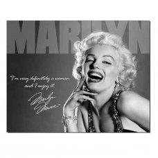 Marilyn Monroe Tin Sign - Tin Signs