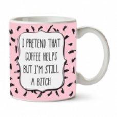 I pretend Mug