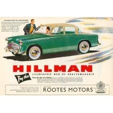 1957 Hillman