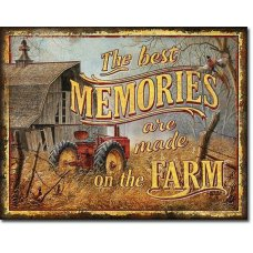 The Best Memories are made on the farm