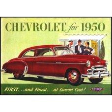 Chev 1950