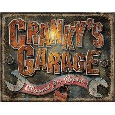 Cranky's Garage