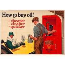 How to buy OIl tin sign