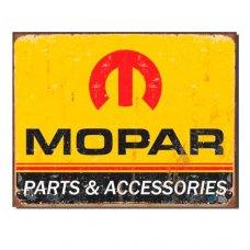 Mopar Logo 64