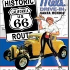 Mels Drive in Route 66