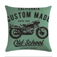 Old School Cushion