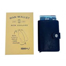 The Mans pop up wallet