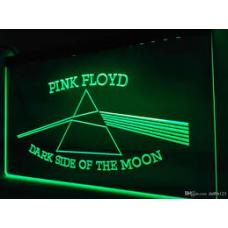 Pink Floyd LED Green