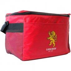 Lion Red Cooler Bag