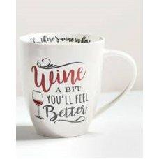 Wine a Bit Mug