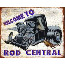 Hot Rod Central